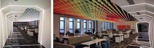 龙腾照明研发设计中心正式入驻南京新城科技园国际研发总部园显示温度计